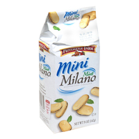 Mini Mint Milanos!